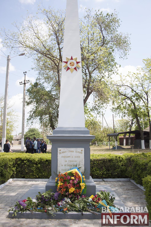 IMG_8213 В Измаиле почтили память героев Второй мировой войны