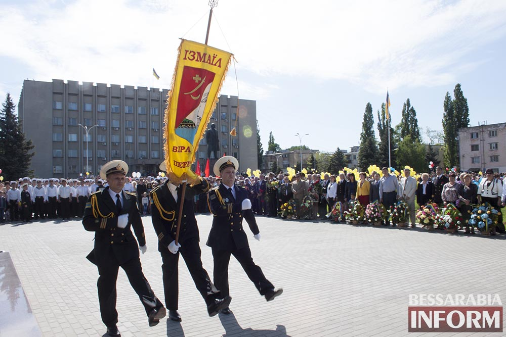 Измаил отпраздновал День Победы (фото)