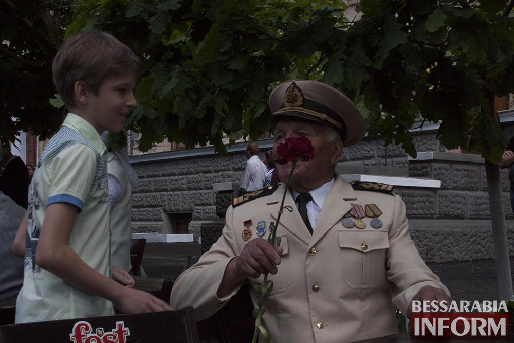 IMG_8859 Измаил отпраздновал День Победы (фото)