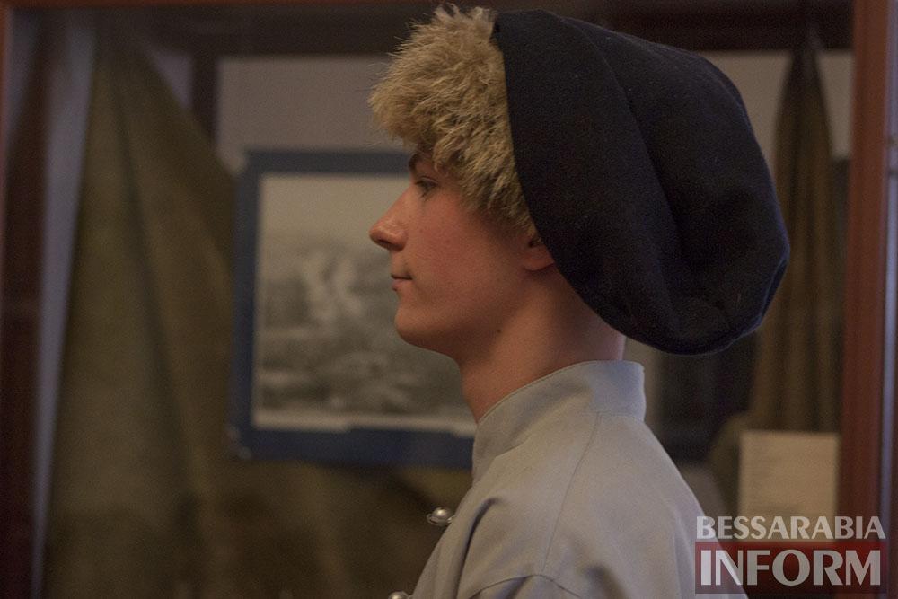 IMG_9414 Измаил: в музее  Суворова прошло  модное дефиле военных костюмов (фото)