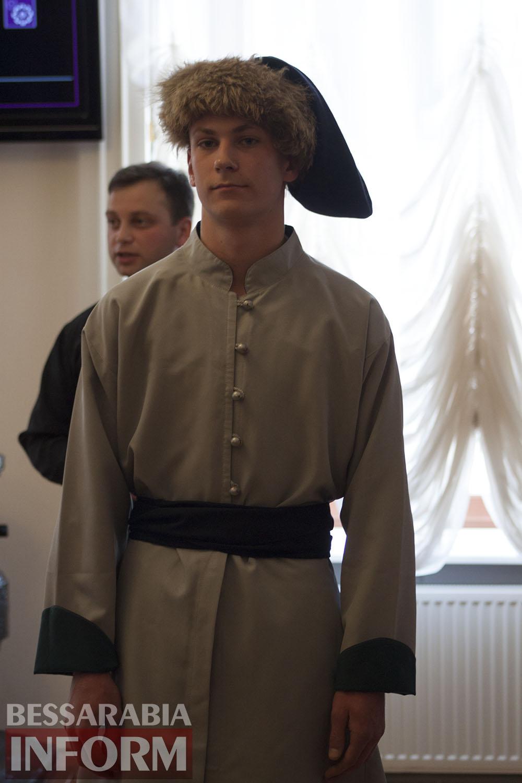 IMG_9416 Измаил: в музее  Суворова прошло  модное дефиле военных костюмов (фото)