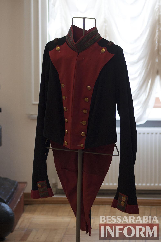 IMG_9429 Измаил: в музее  Суворова прошло  модное дефиле военных костюмов (фото)
