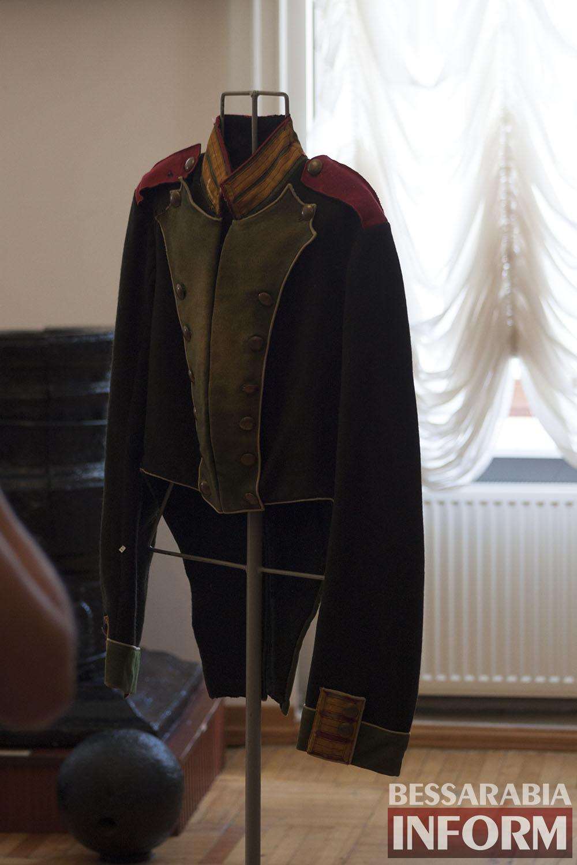 IMG_9431 Измаил: в музее  Суворова прошло  модное дефиле военных костюмов (фото)
