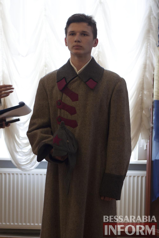 IMG_9447 Измаил: в музее  Суворова прошло  модное дефиле военных костюмов (фото)