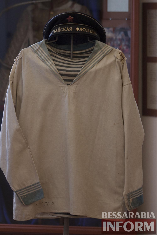 IMG_9454 Измаил: в музее  Суворова прошло  модное дефиле военных костюмов (фото)