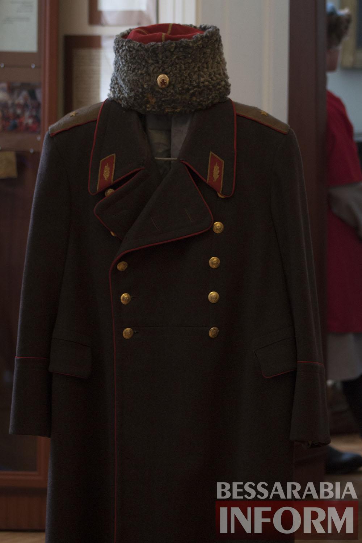 IMG_9470 Измаил: в музее  Суворова прошло  модное дефиле военных костюмов (фото)