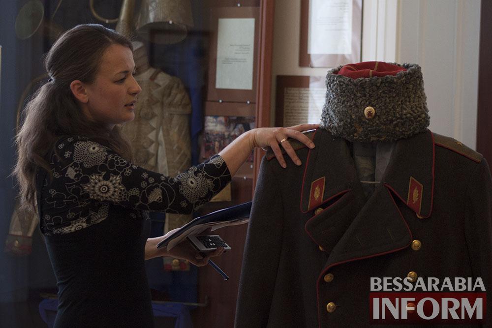 IMG_9471 Измаил: в музее  Суворова прошло  модное дефиле военных костюмов (фото)