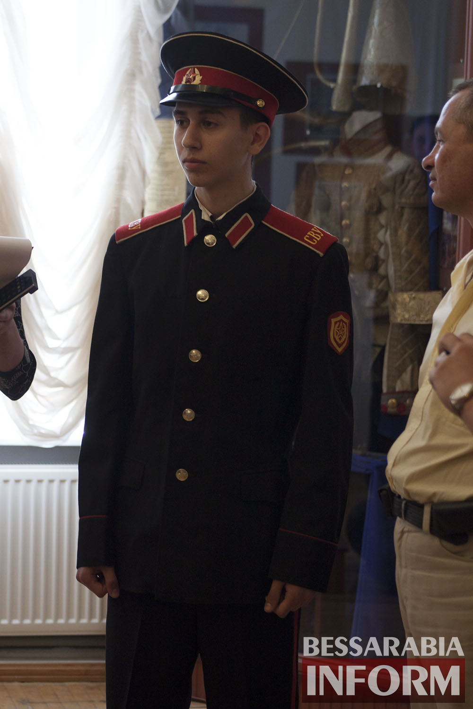 IMG_9481 Измаил: в музее  Суворова прошло  модное дефиле военных костюмов (фото)