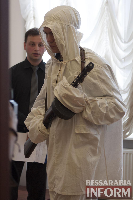 IMG_9493 Измаил: в музее  Суворова прошло  модное дефиле военных костюмов (фото)