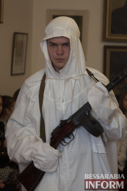 IMG_9496 Измаил: в музее  Суворова прошло  модное дефиле военных костюмов (фото)