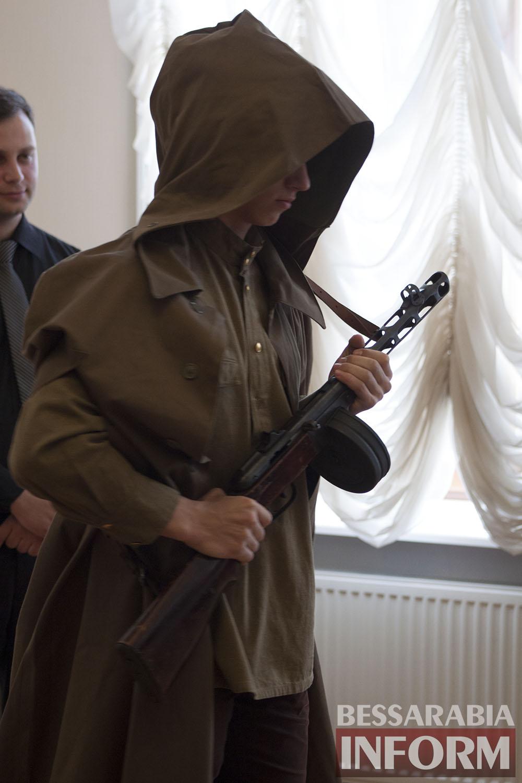 IMG_9500 Измаил: в музее  Суворова прошло  модное дефиле военных костюмов (фото)