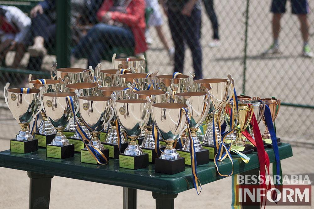 IMG_9522 В Измаиле  завершился юношеский теннисный турнир «Червона Рута»