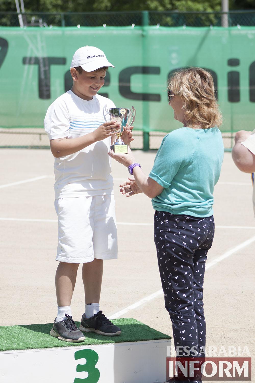 IMG_9541 В Измаиле  завершился юношеский теннисный турнир «Червона Рута»