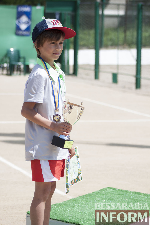 IMG_9549 В Измаиле  завершился юношеский теннисный турнир «Червона Рута»