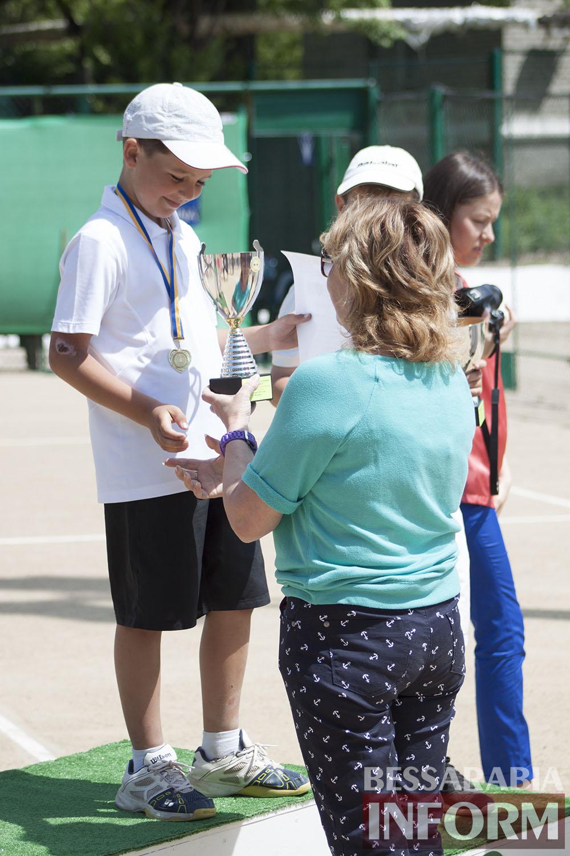 IMG_9553 В Измаиле  завершился юношеский теннисный турнир «Червона Рута»