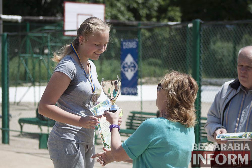 IMG_9573 В Измаиле  завершился юношеский теннисный турнир «Червона Рута»