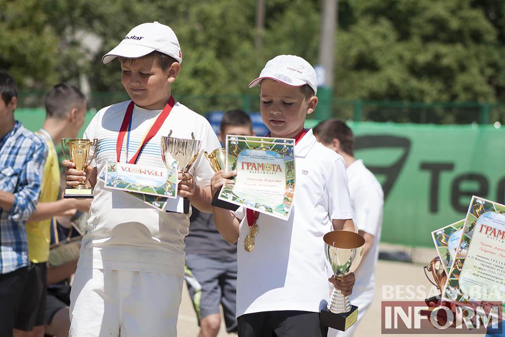 IMG_9635 В Измаиле  завершился юношеский теннисный турнир «Червона Рута»