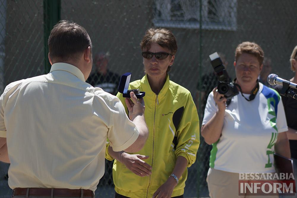 IMG_9653 В Измаиле  завершился юношеский теннисный турнир «Червона Рута»