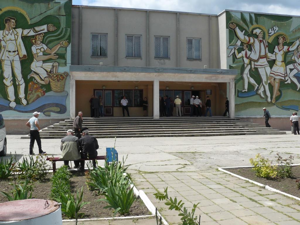 P1040941 Жители Утконосовки против объединения территориальных громад