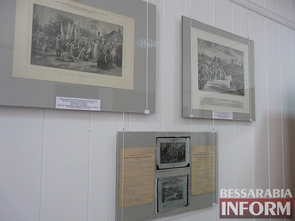 P1050001 Измаил: ко Дню музеев открылась выставка отреставрированных экспонатов