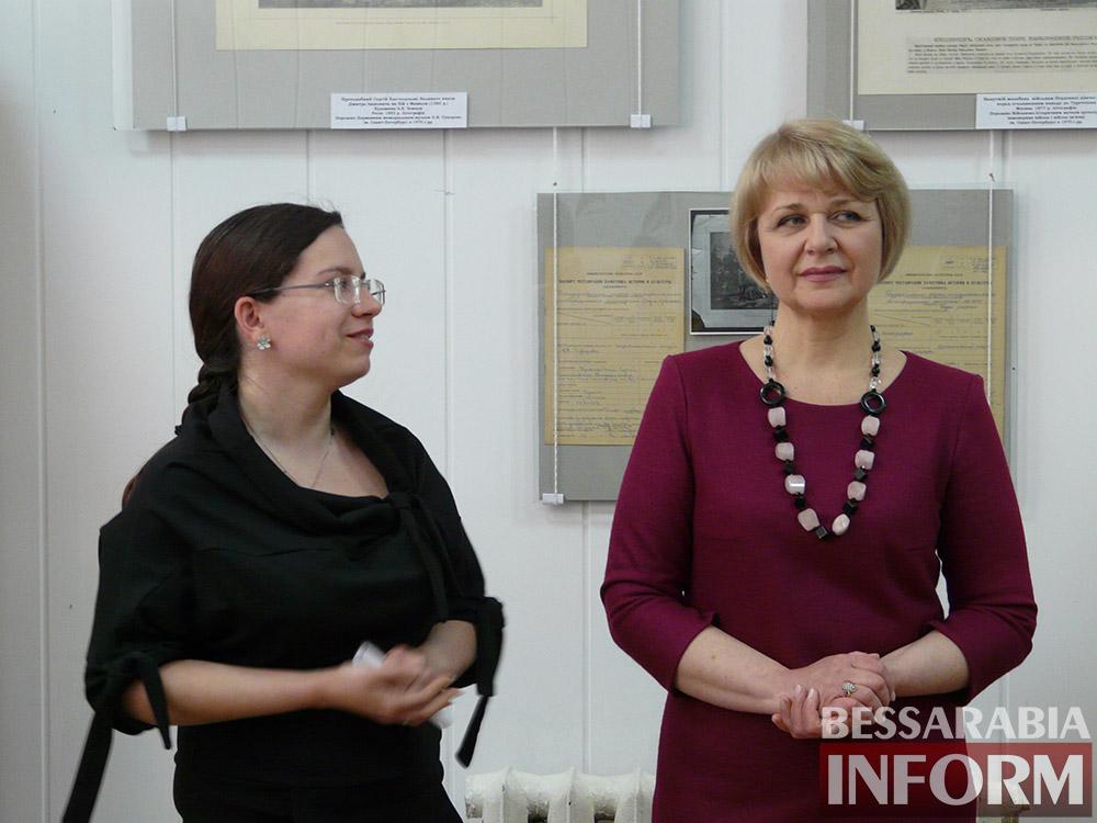 P1050029 Измаил: ко Дню музеев открылась выставка отреставрированных экспонатов