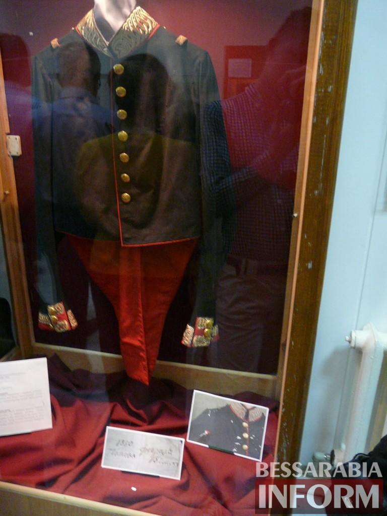P1050078-768x1024 Измаил: ко Дню музеев открылась выставка отреставрированных экспонатов