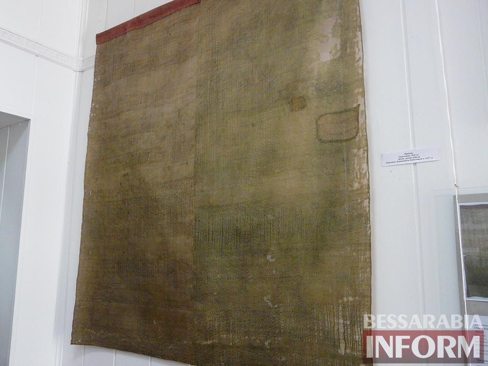 P1050096 Измаил: ко Дню музеев открылась выставка отреставрированных экспонатов
