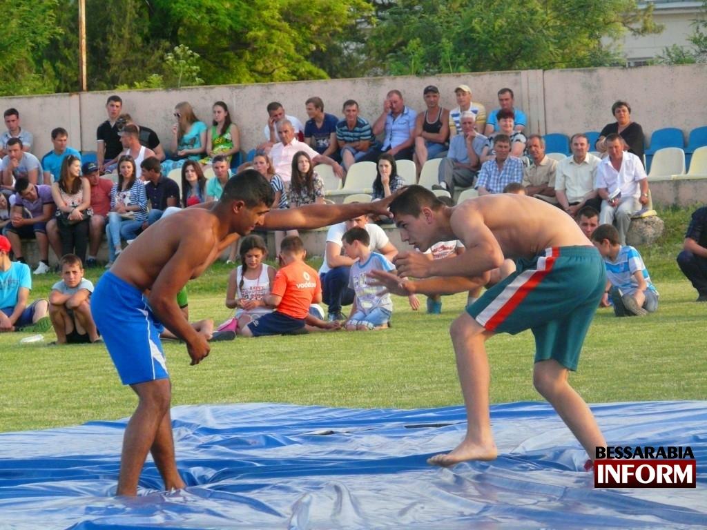 В Богатом прошел праздник спорта и культуры (фото)