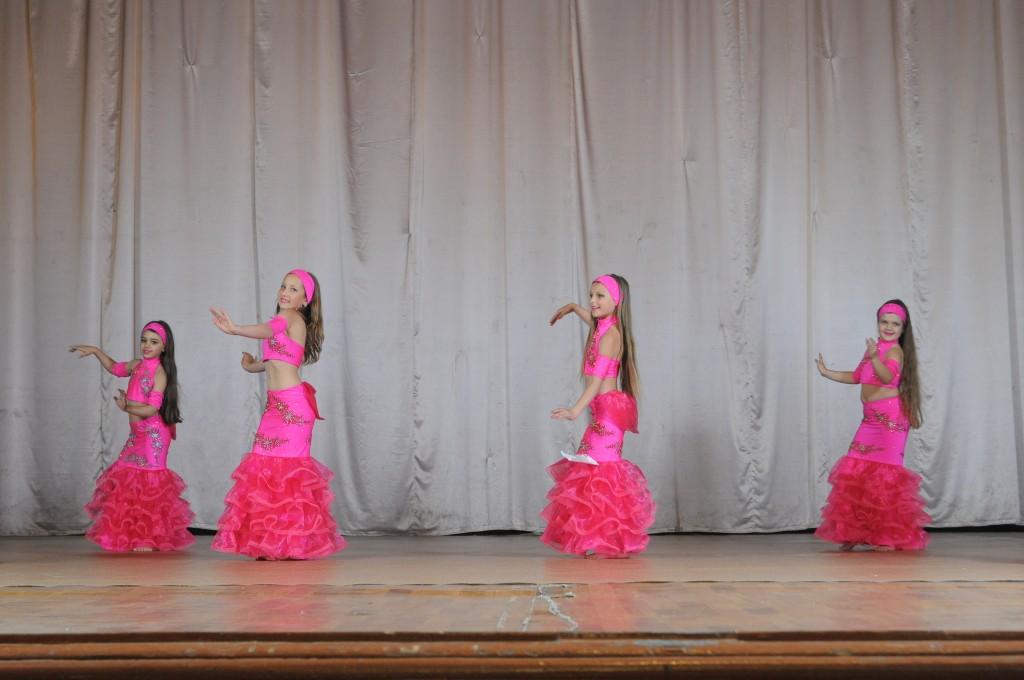 Измаильские танцоры стали лучшими на Чемпионате Украины