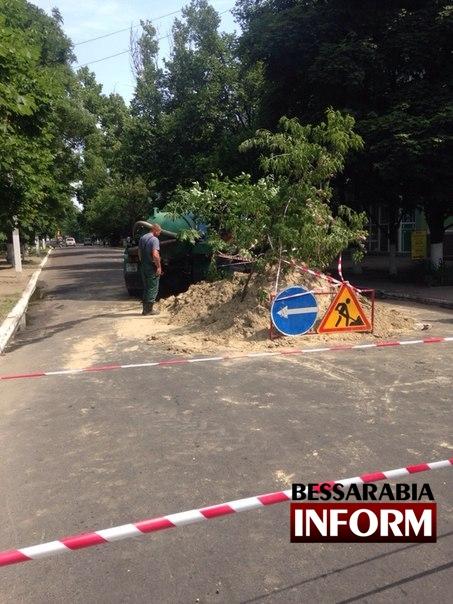 В Измаиле обнаружили неизвестный до сих пор подземный ход