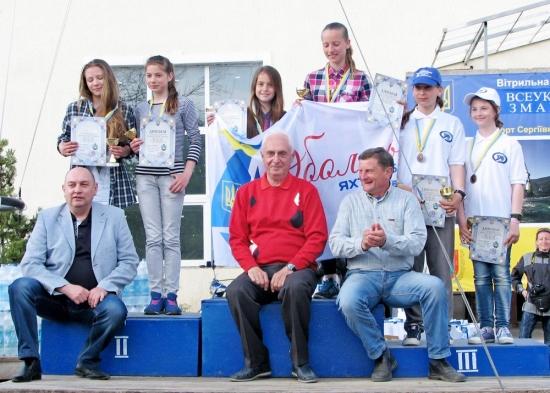 a12-1431005309 В Сергеевке прошла Всеукраинская молодежная регата (фото)