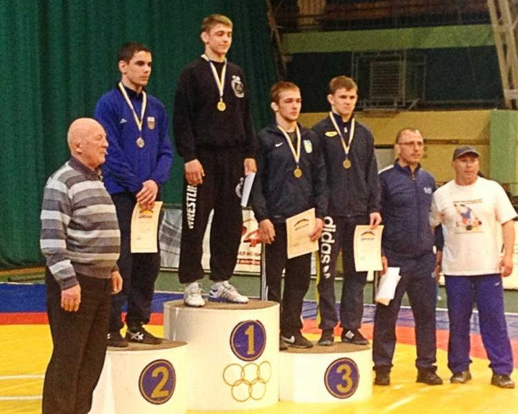 Тарутинский борец стал Чемпионом Украины