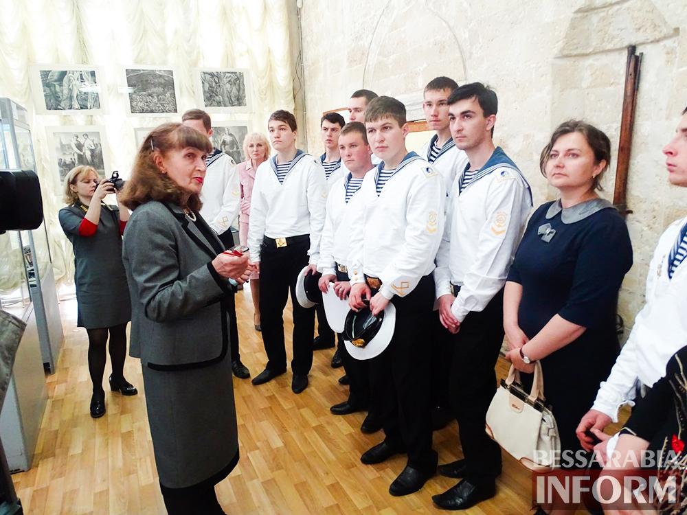 Измаильчанам на фронтах Второй мировой войны посвящается...
