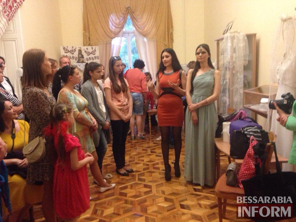 Сказку «Тысяча и одна ночь» подарили своим посетителям сотрудники музея в Измаиле