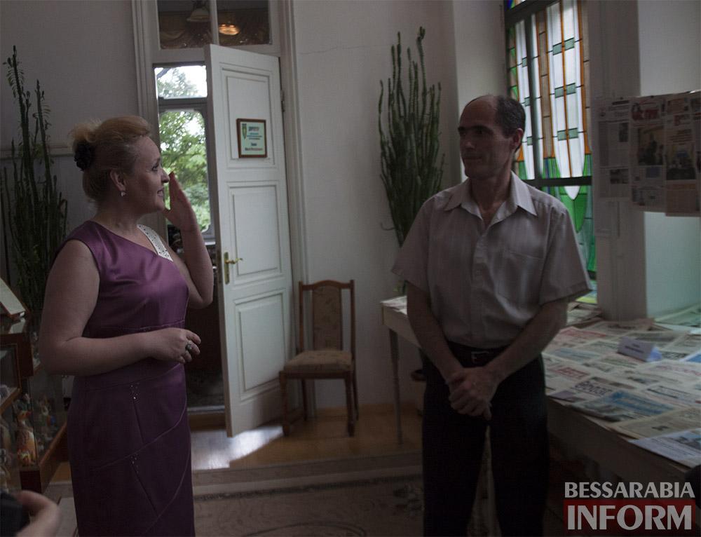 Без-имени-1 Измаил: в музее Придунавья презентовали уникальную коллекцию газет (фото)