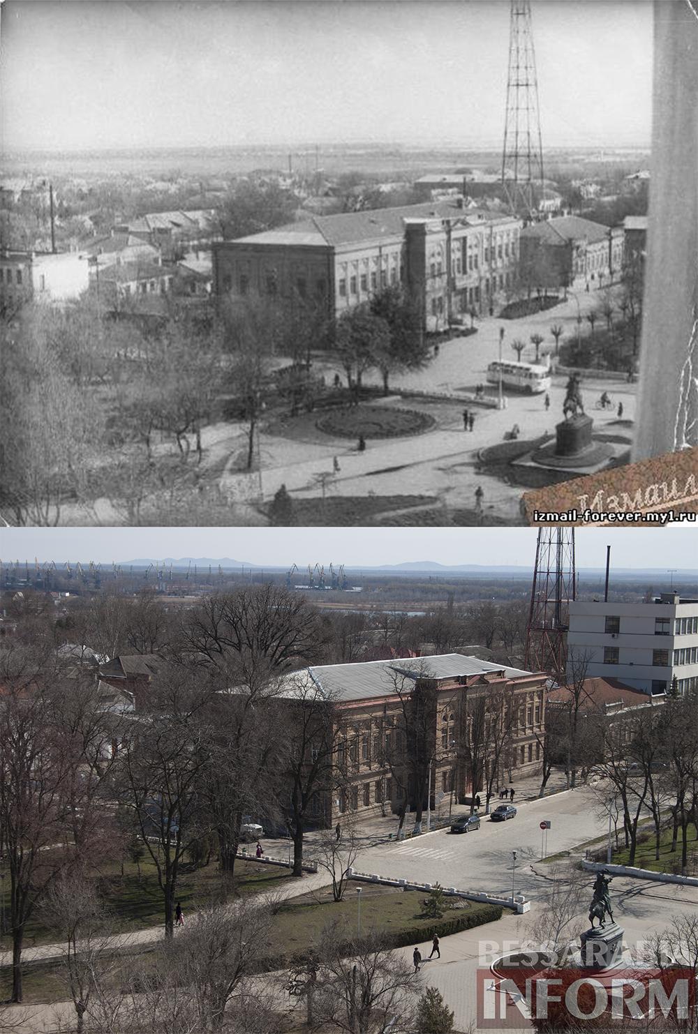 Как изменился Измаил за несколько веков (фото)