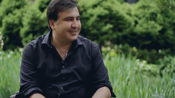 Михаил Саакашвили: «Луганск и Донецк будут украинскими, как и были»