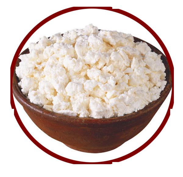 творог ТОП-5 полезных продуктов для завтраков