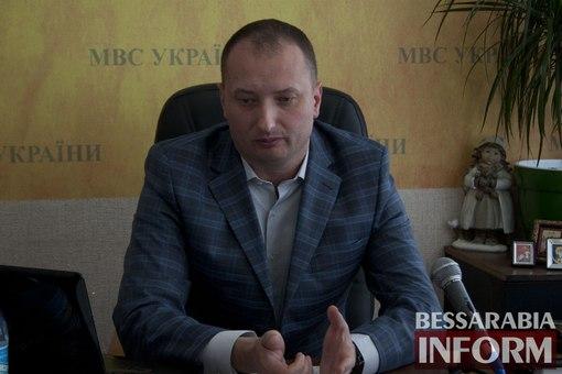 харлашин Александр Харлашин снят с должности начальника измаильской милиции