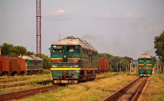 Роль железной дороги в настоящем и будущем Бессарабии (фото)