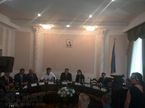 В Одессе представили нового начальника облУВД
