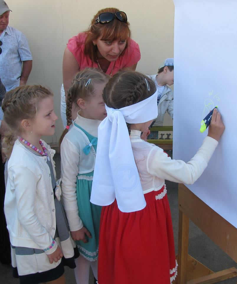 """""""УДП"""" и Измаильский порт отпраздновали День защиты детей"""