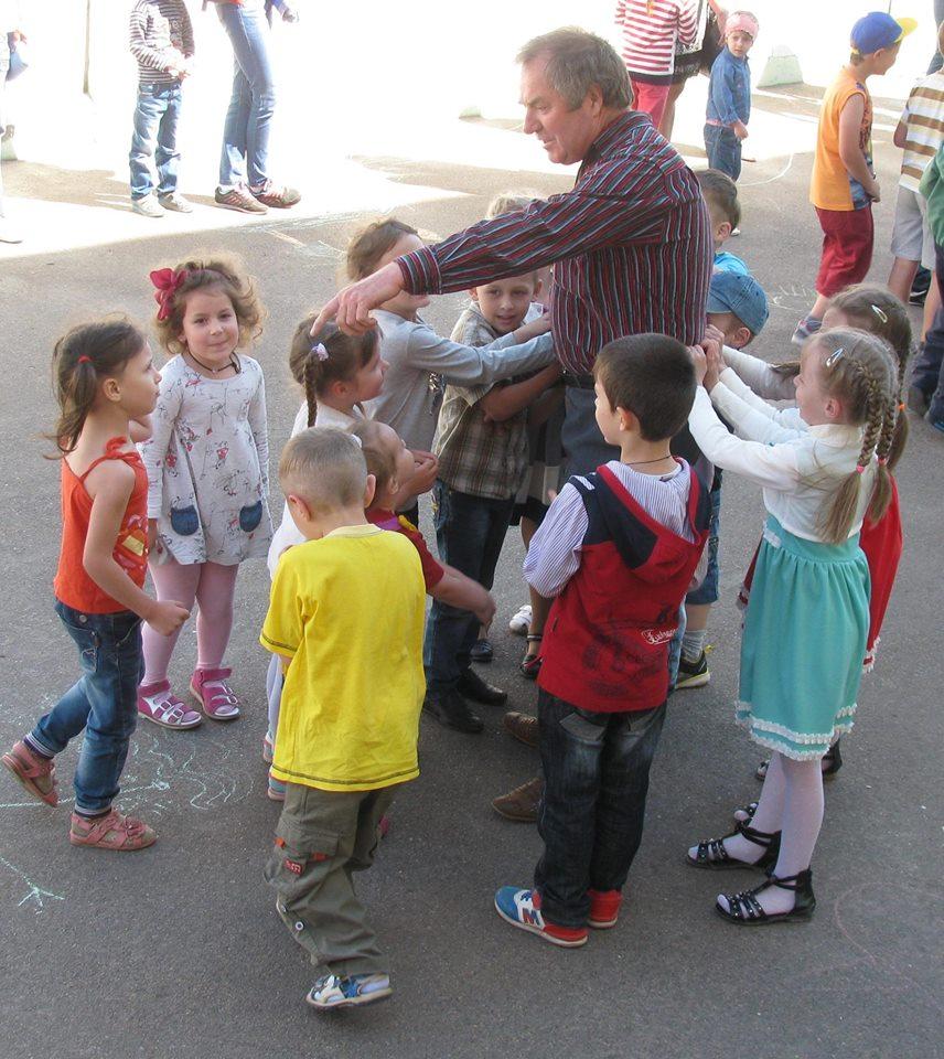"""11416388_1434843783491616_2182030597818601555_o """"УДП"""" и Измаильский порт отпраздновали День защиты детей"""