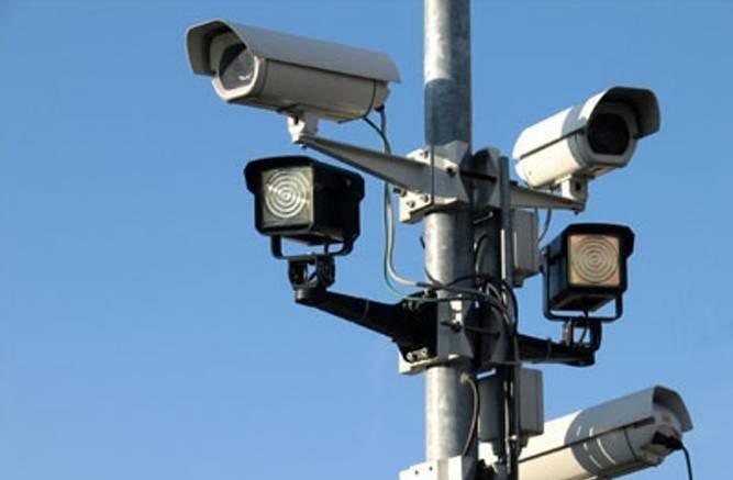 Выезды из Болграда оборудуют камерами видеонаблюдения