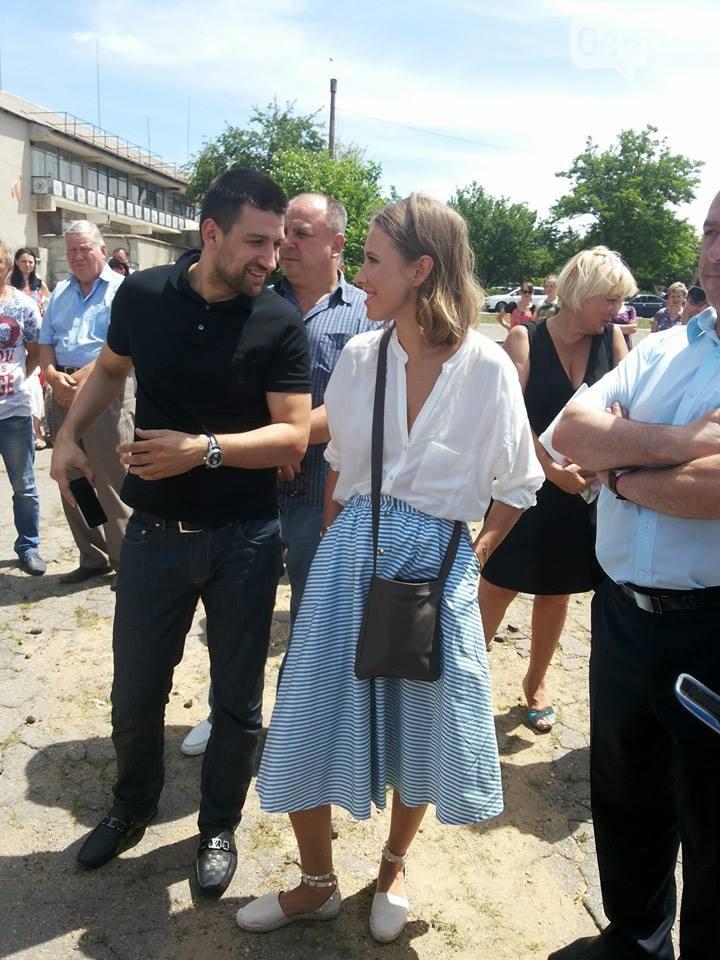 13cba9a6d0f9ce4f9d023c0930e7965d Видео прогулки Собчак и Саакашвили по Одессе (полная версия)