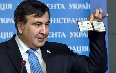 """Сегодня состоится """"ознакомительный"""" визит губернатора Саакашвили в Бессарабию"""