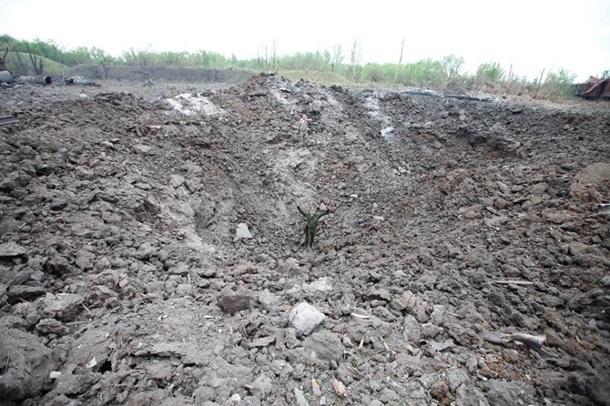 1640759 В Донецке прогремел мощнейший взрыв (добавлены фото)