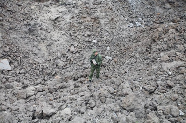 1640760 В Донецке прогремел мощнейший взрыв (добавлены фото)