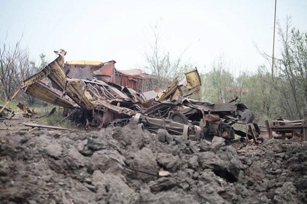 1640761 В Донецке прогремел мощнейший взрыв (добавлены фото)