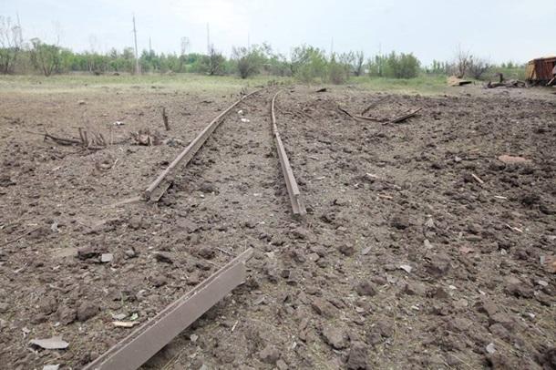 1640763 В Донецке прогремел мощнейший взрыв (добавлены фото)